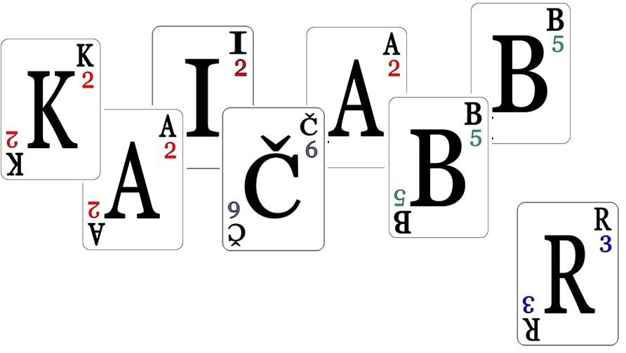 Karetní hry - diagram 005